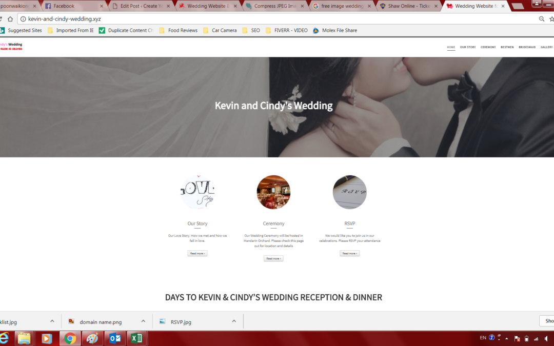 What Is A Wedding Website Do I Need It